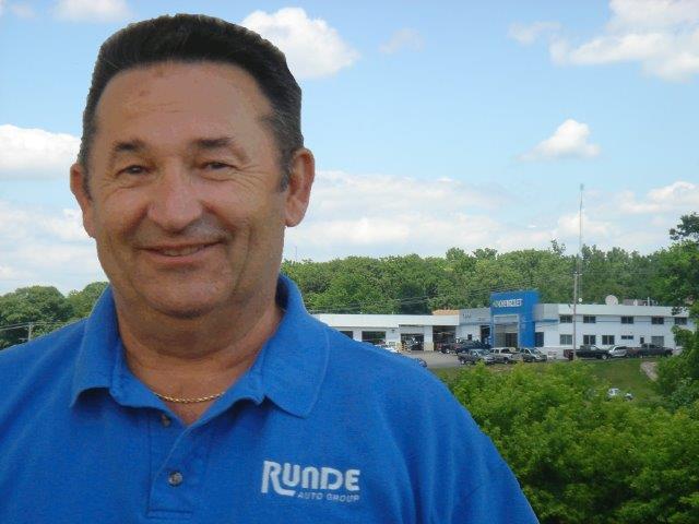 Wayne Konrardy of Runde Auto Group