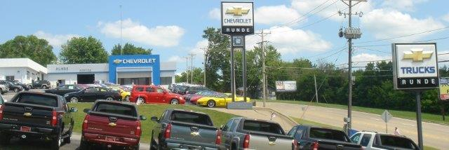 Runde Chevy East Dubuque