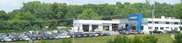 Runde Chevrolet Panorama