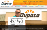 Dupaco Community Credit Union Ad with Wayne Konrardy