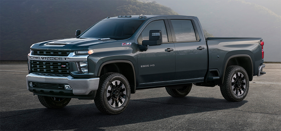 All-New 2020 Chevy Silverado HD Coming Soon! | Dubuque ...