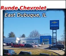 Runde Chevy Dealership