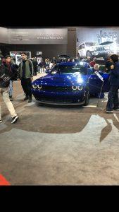 Dodge Challenger SRT 392 widebody