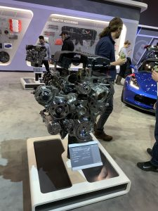 LT5 Corvette ZR1 Engine