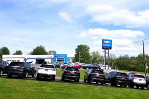 Runde Chevrolet Dealership in East Dubuque
