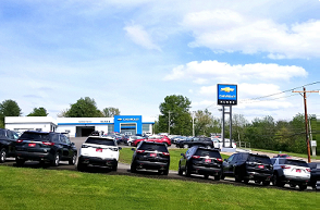 Runde Chevy Dealership