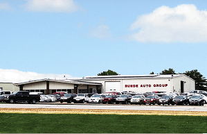 Runde Auto Group Ford Dealership in Manchester Iowa