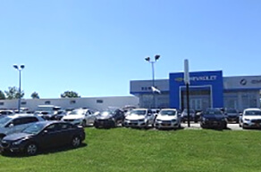 Runde GMC and Chevy truck Dealership in Platteville Wisconsin
