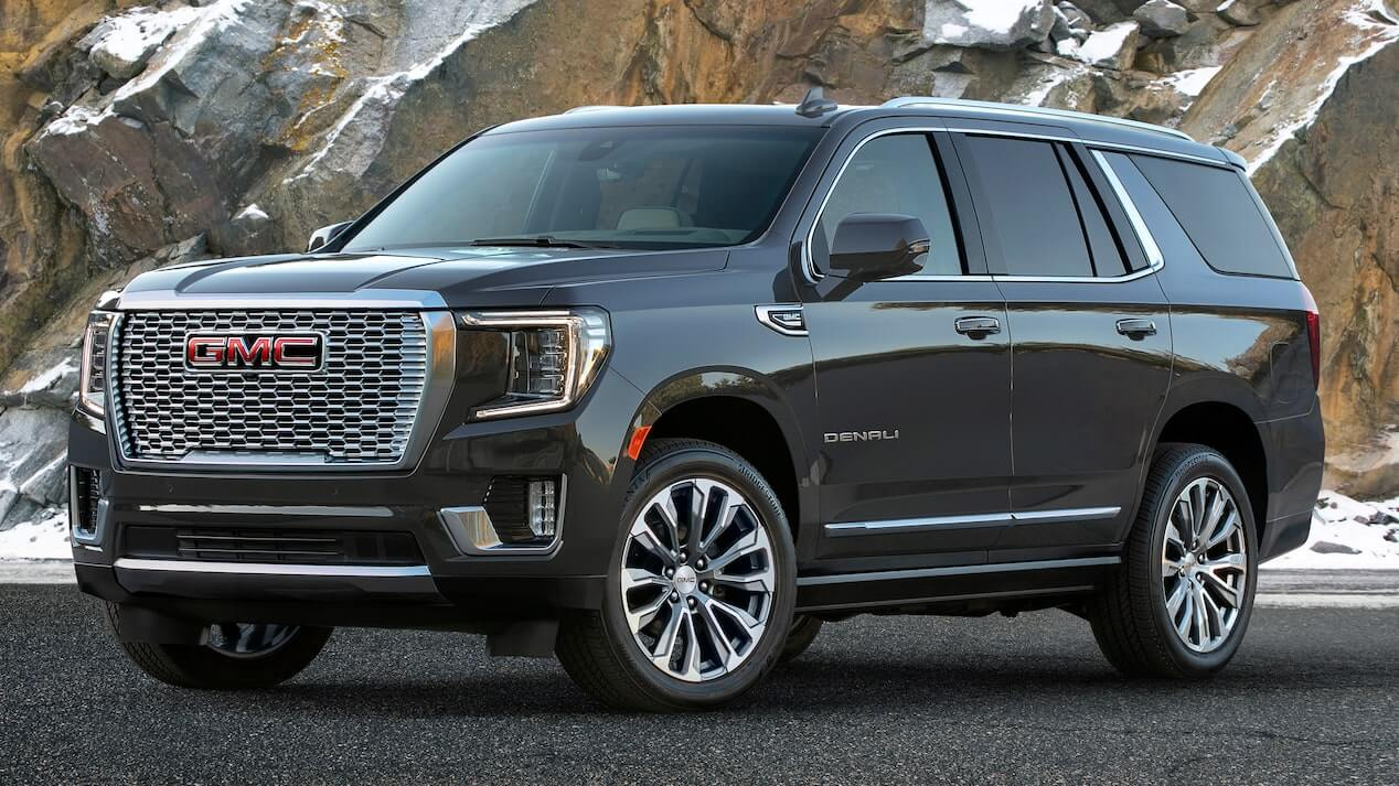 Next Generation 2021 Gmc Yukon Just Announced Runde Gmc