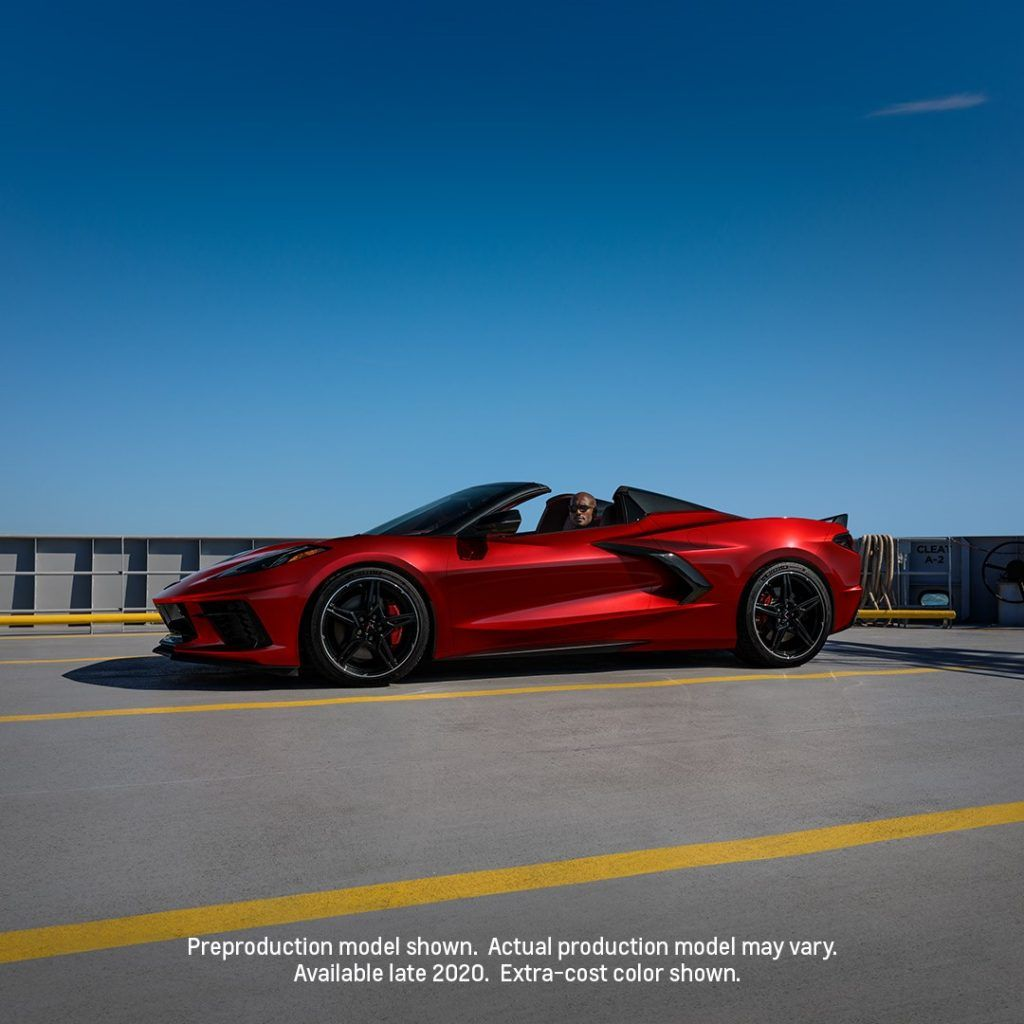 2021 chevy corvette what's new and how much