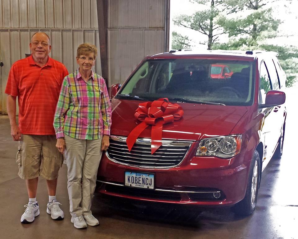 Chrysler dealer North Liberty IA