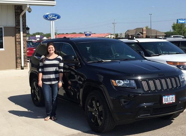 Jeep Grand Cherokee Dealer Lamotte Iowa