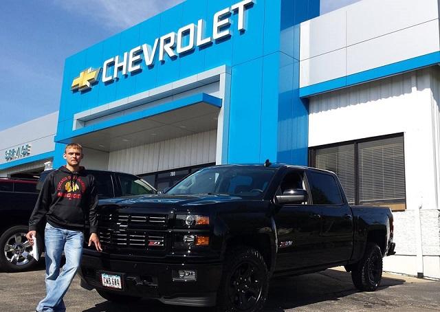 Chevy Silverado 1500 dealer Clinton Iowa