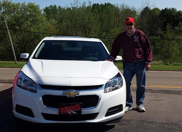 Potosi Wisconsin Chevy Malibu Dealer