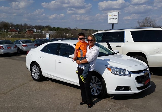 Mineral Point New Chevy Malibu Dealer
