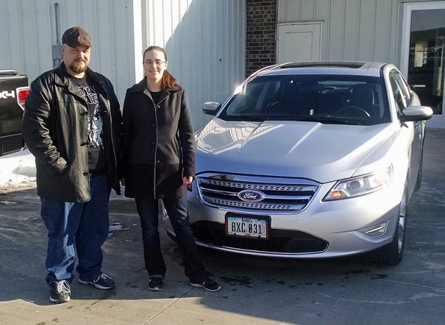 Runde Central City Ford Taurus dealer