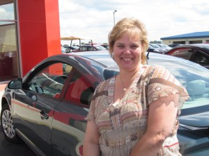 Barb R. purchased a 2009 Chevrolet Cobalt.
