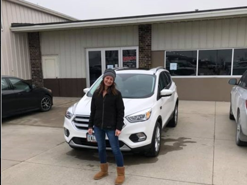 Ford Escape Dealer Central City Iowa