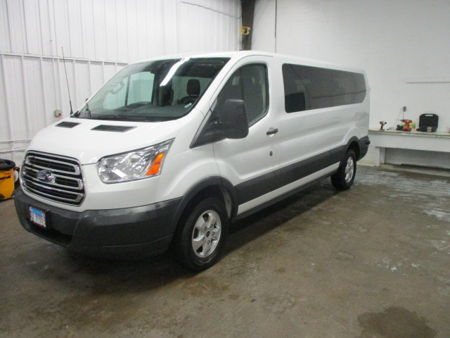 3408ac681f 2017 Ford ~Transit 350 XLT Low Roof-12 Passenger