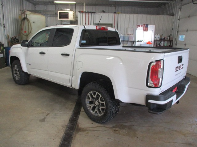 2021 gmc canyon 4wd at4 crew cab   dubuque & platteville